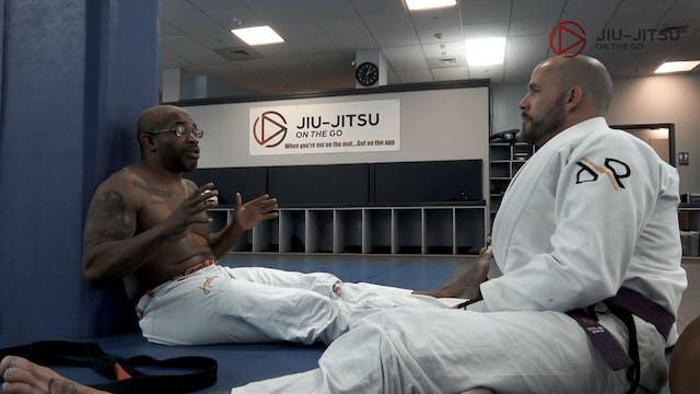 Talk N Roll with Professor Gilbert Sm...