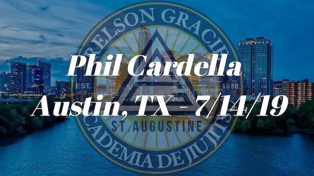 Phil Cardella - 7/14/19
