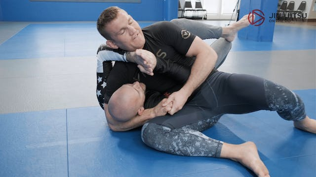 Front Headlock Finishes 2of3