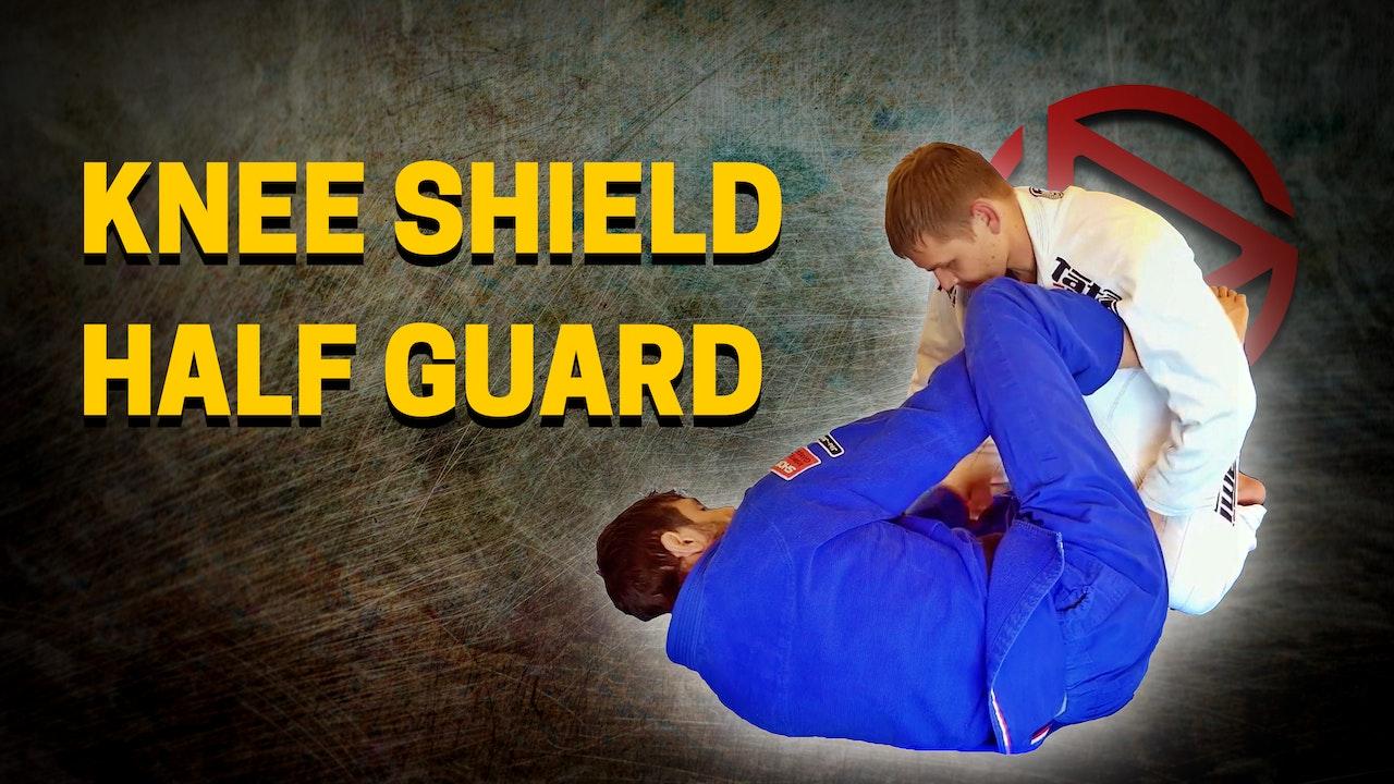 Knee Shield Half Guard