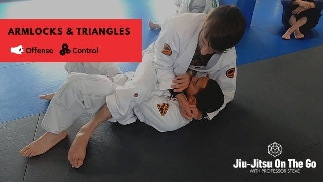 Armlocks and Triangles