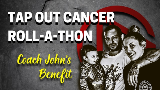 Tap Out Cancer Roll-A-Thon