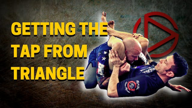 Getting the Tap from the Triangle