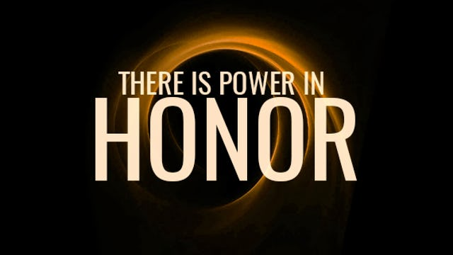 Power In Honor