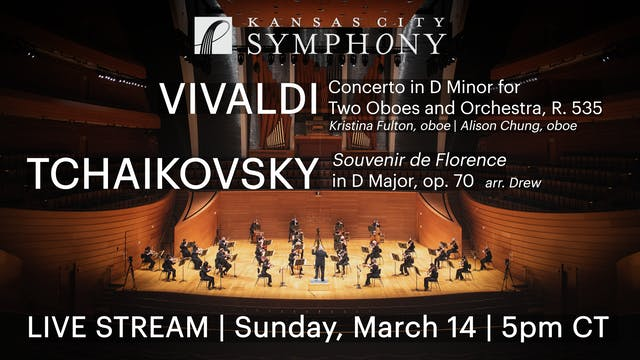 Vivaldi and Tchaikovsky