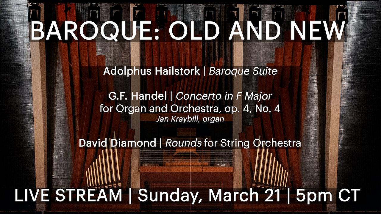 Live: Baroque Old and New