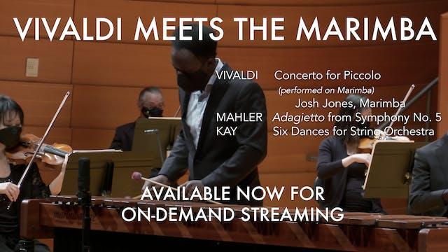 Vivaldi meets the Marimba