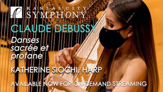 Debussy Danses