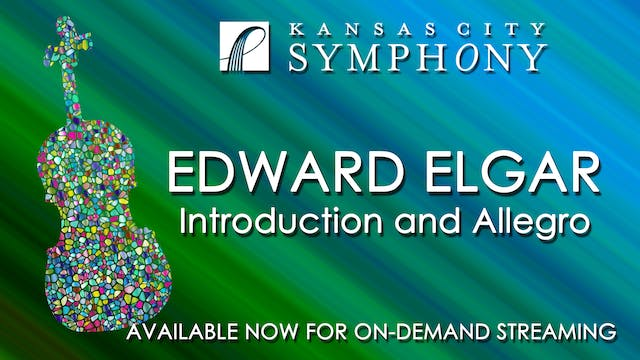 Elgar Introduction and Allegro for St...