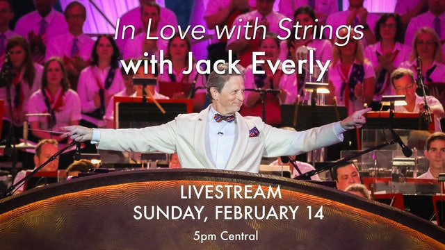 LIVE: In Love with Strings - with Jack Everly