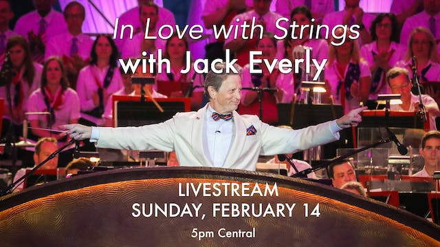 LIVE: In Love with Strings - with Jac...