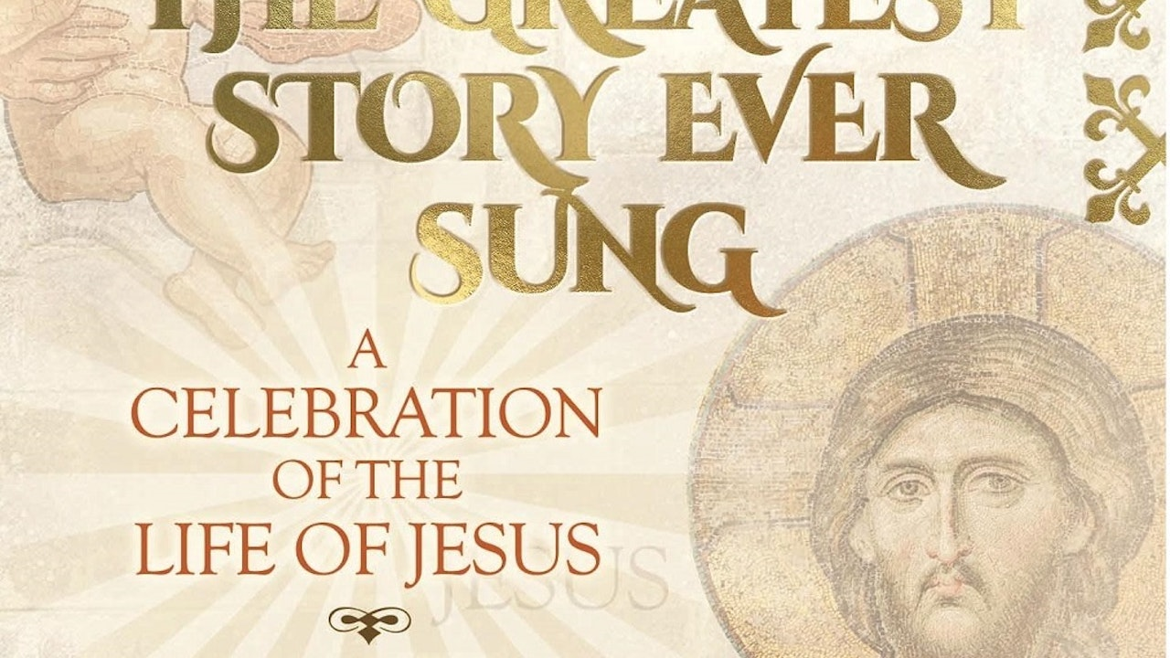 """I Believe"" by Suzanne Olmon from the album THE GREATEST STORY EVER SUNG"