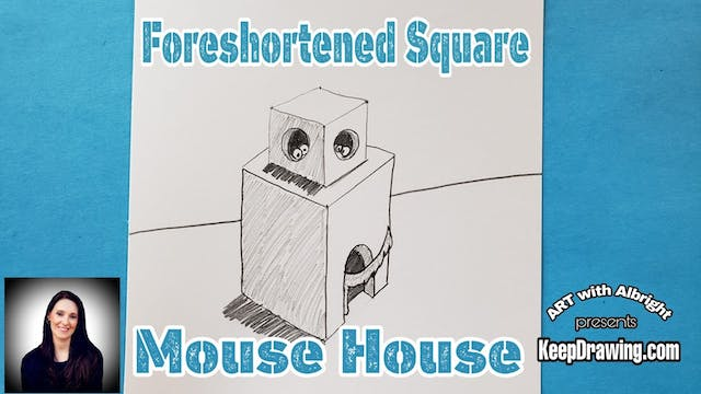 Mouse in a House - Practice your Tech...
