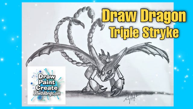 How to Train Your Dragon ~ Triple Stryke Dragon