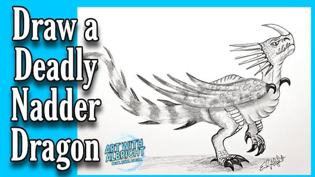 Deadly Nadder DRAGON