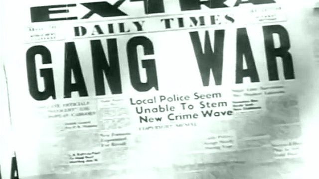 Gang-War
