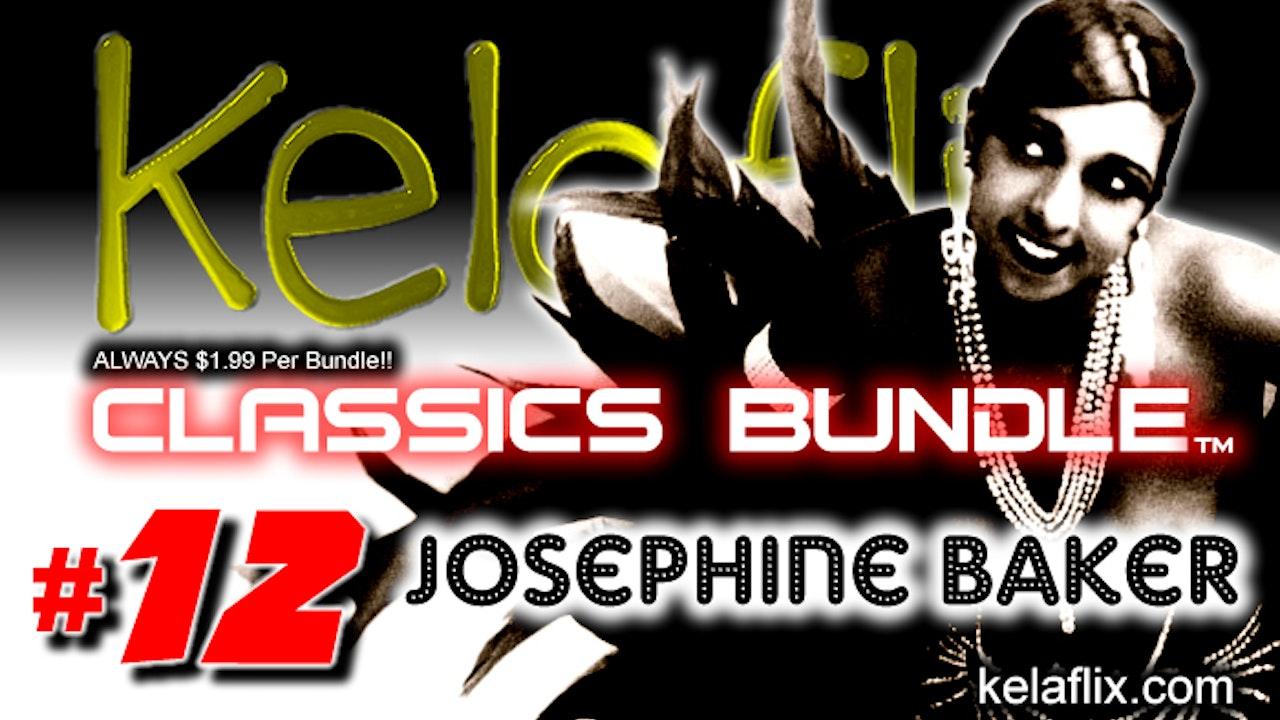 Kelaflix Classics Bundle #12 - 6 Josephine Baker Films