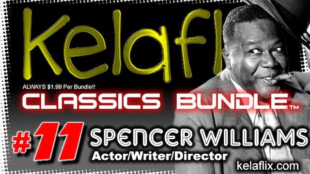Kelaflix Classics Bundle #11 - 4 Spencer Williams Films