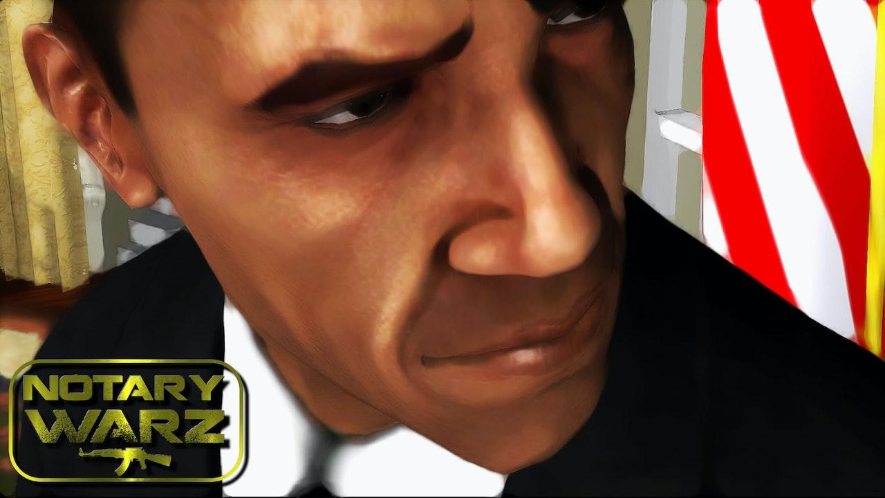 Notary-Warz - Season1 - Episode1: Obama Wants My Girl