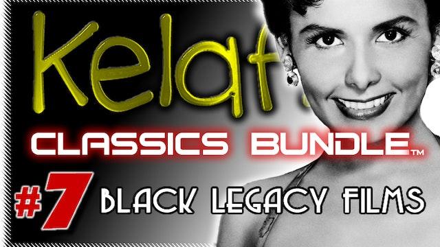 Kelaflix Classics Bundle #7 - 26 Black-Legacy-Films-&-TV-Shows