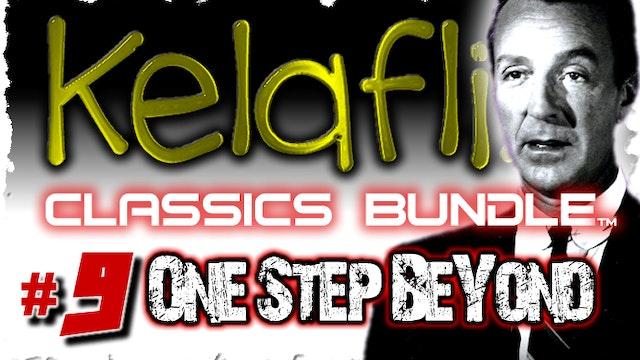 Kelaflix Classics Bundle #9 - One Step Beyond - 6 Episodes