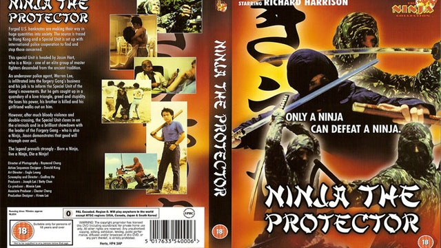 Ninja-The-Protector