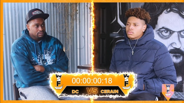 Who Smiled First Tournament! D.C. Ervin Vs Cerain Baker (Guest Host Keon Polee)