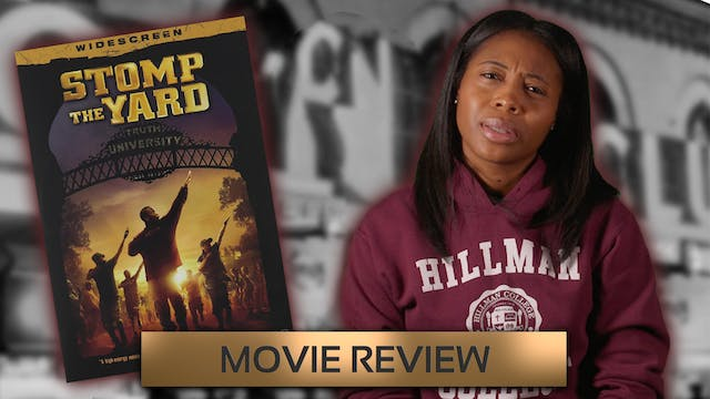 Stomp The Yard Movie Review