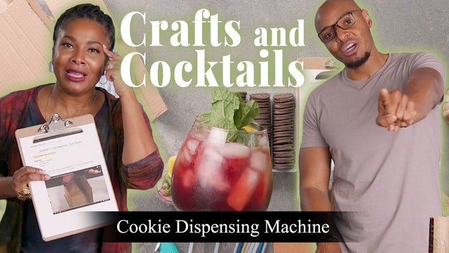 Cookie Dispensing Machine