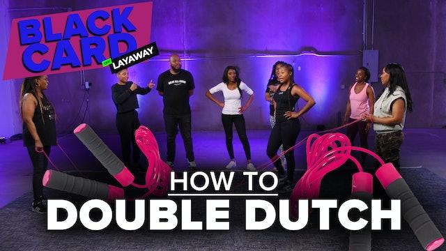 Black People Learn Double Dutch