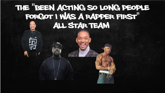 Actor We've Forgot Started As A Rapper (Uncensored)