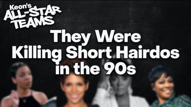 They Were Killing Short Hairdos in the 90's (Uncensored)