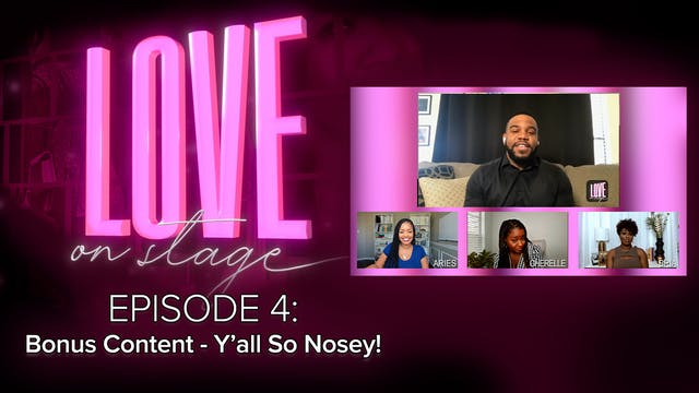 Ep 4: Bonus Content - Y'all So Nosey!