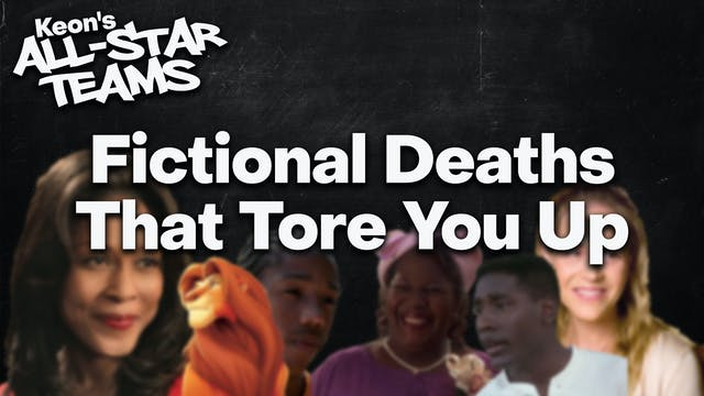 Fictional Deaths That Tore You Up