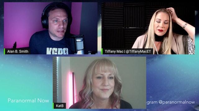 Kat Brooks, Tiffany Mac & Tom Warner - 09.19.21