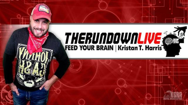The Rundown Live #698 - Spider Music, Robodog, Triangle UFO