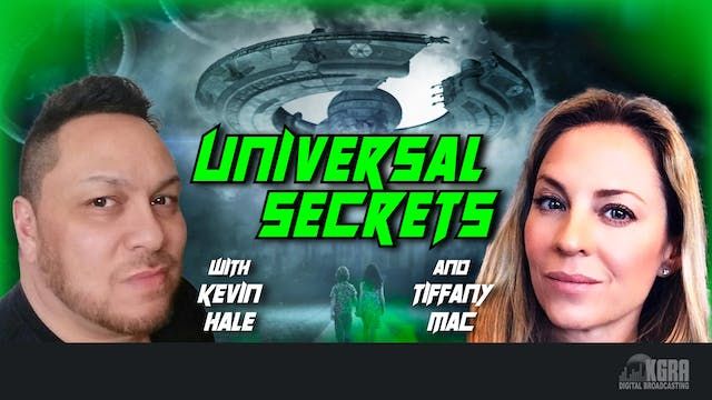 Chrissy Newton: UFOs, Secret Societie...