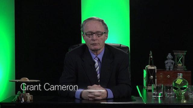 Grant Cameron: Personal Sightings