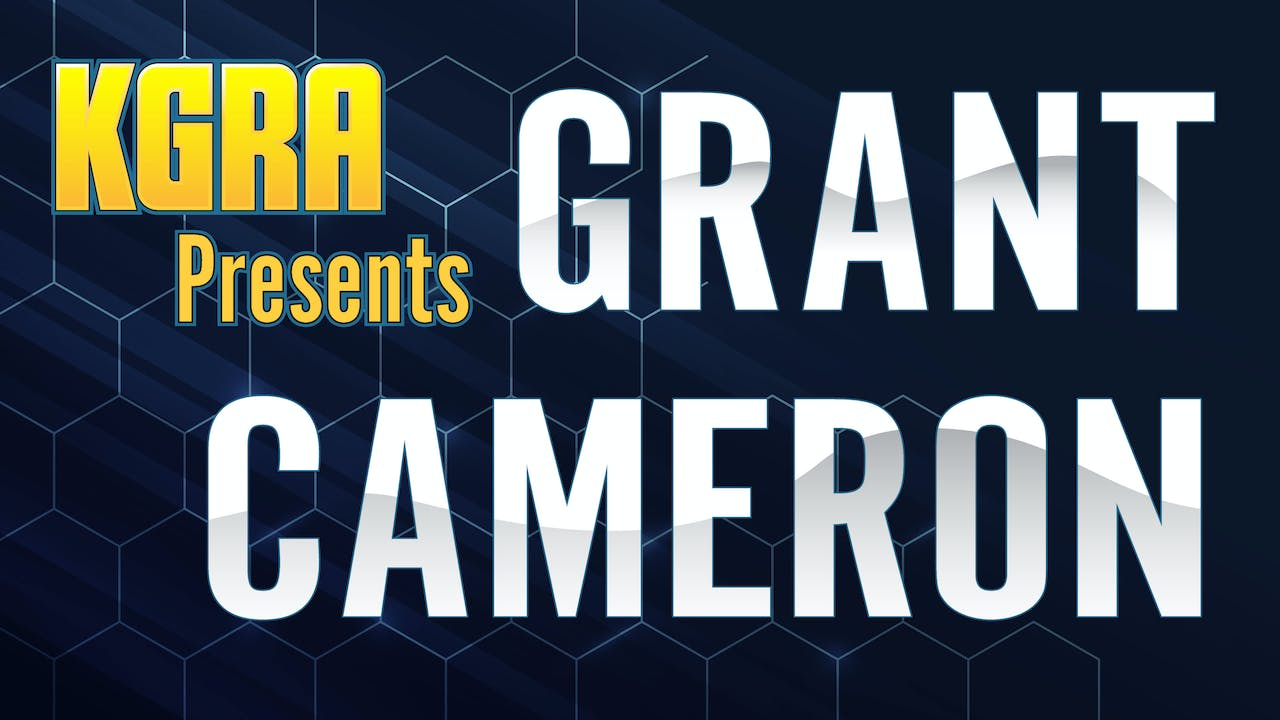KGRA Special: Grant Cameron Lecture