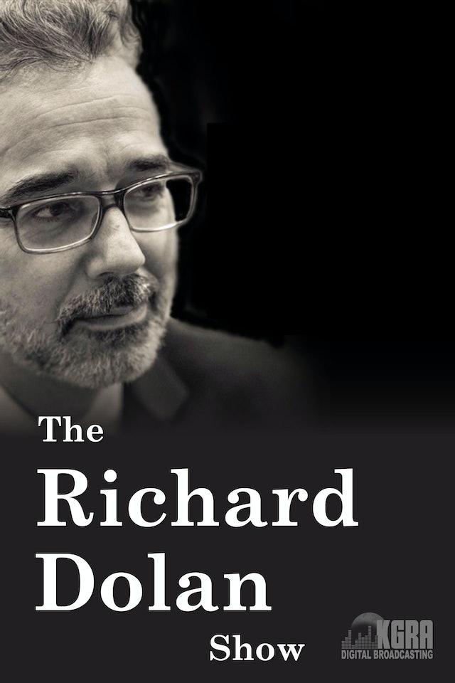The Richard Dolan Show - Richard Dolan