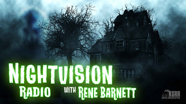 Night Vision Radio - Rene Barnett