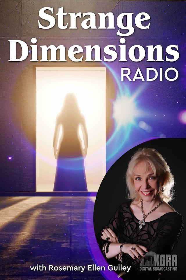 Strange Dimensions - Rosemary Ellen Guiley