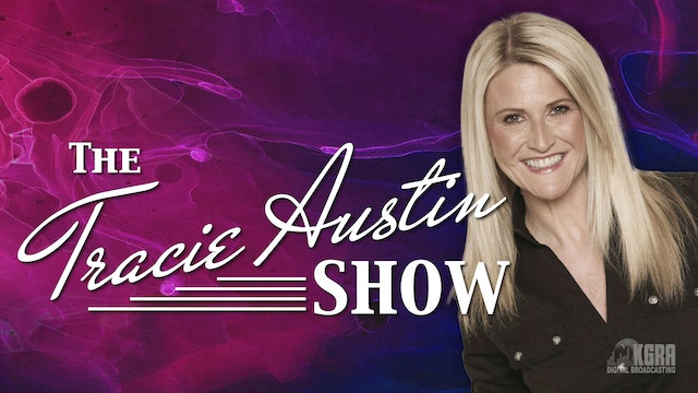 The Tracie Austin Show - Mike Anthony