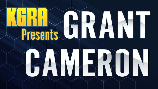 KGRA-db Presents Grant Cameron