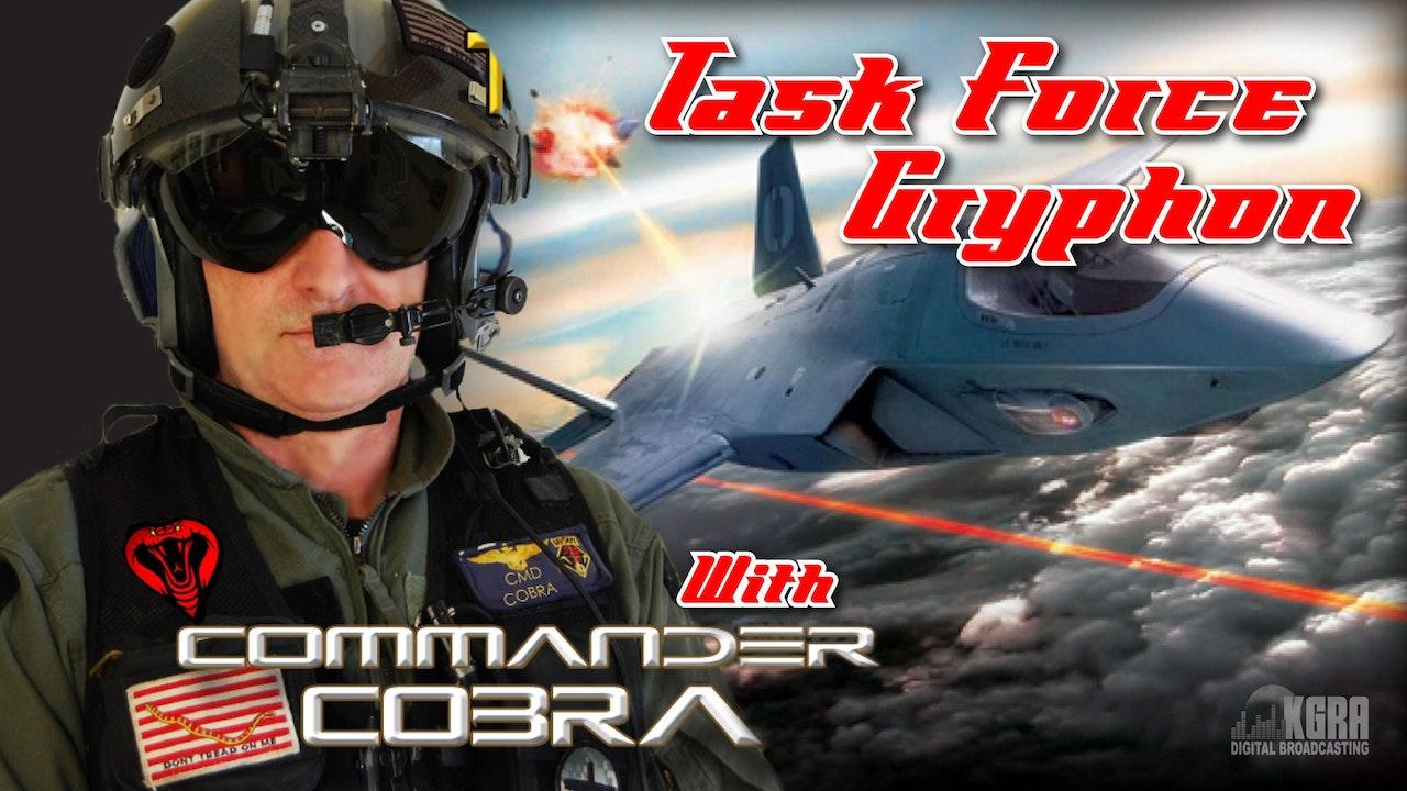Task Force Gryphon - Commander Cobra