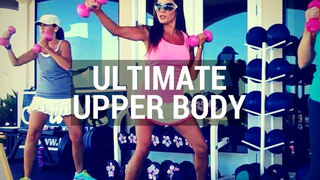 X ULTIMATE UPPER BODY BLAST