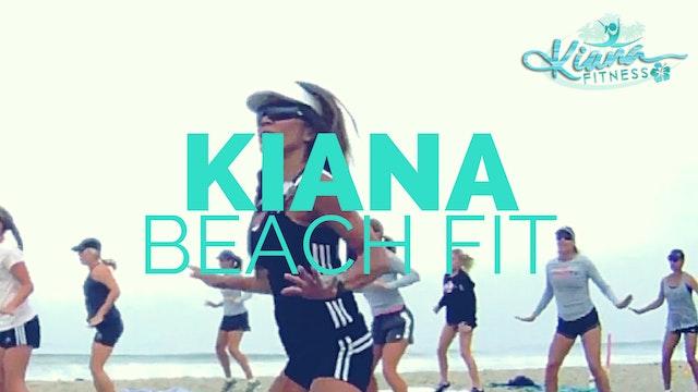 KIANA BEACH FITNESS CAMP