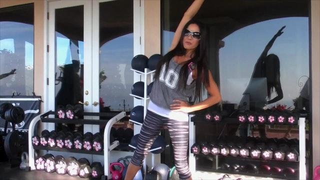 Triple Threat! 3 A's Workout_ Arms Abs Booty weights25m-HDx