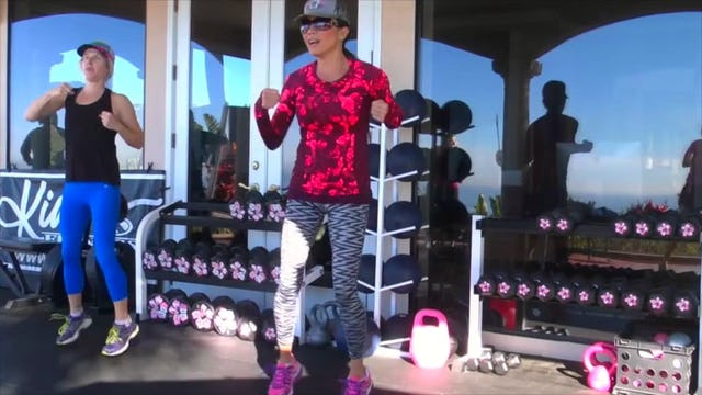 SUPER CHARGED! Cardio Strength Circuit! 36m weights-HDx