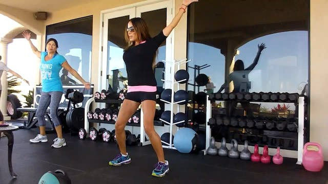 Lower Body Blast Butt Legs & Stand Up...